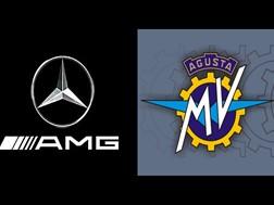 Mercedes-AMG adquire 25% da MV Agusta