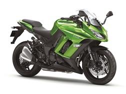 Nova Kawasaki Z1000SX
