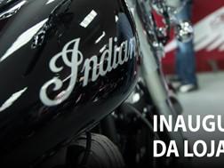 As míticas motos americanas da marca Indian já estão à venda em Portugal