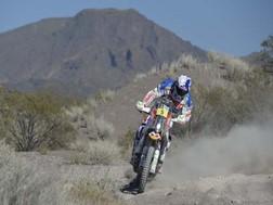Dakar 2014 em Imagens - 2ª Etapa