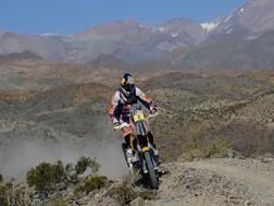 Dakar 2014 em Imagens - 4ª Etapa