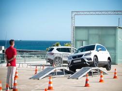 """SEAT Ateca em teste """"radical"""" na Marina de Cascais"""