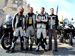 Lisboa-Pequim-Lisboa de moto em sessenta dias