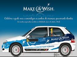 ACB Racing lança campanha solidária para concretizar sonhos a crianças gravemente doentes