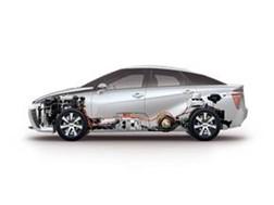 Toyota disponibiliza livremente patentes da tecnologia a pilha de combustível