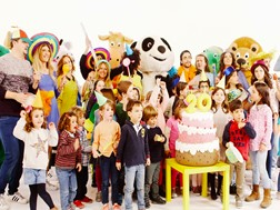 Canal Panda lança videoclip comemorativo com dezenas de figuras públicas
