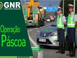 Operação Páscoa 2015 da GNR