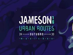 Jameson Urban Routes 2016