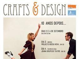10º aniversário do Mercado Crafts & Design no Jardim da Estrela