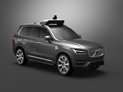 Volvo estabelece parceria com a Uber