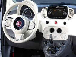 Novo Fiat 500 equipado com serviços LIVE e Connected Navigation da TomTom
