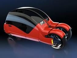 E se o seu carro se transformasse em duas motos?