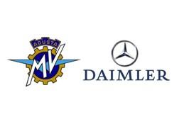 Daimler prestes a comprar parte da MV Agusta
