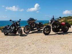 Gama Victory Motorcycles disponível em Portugal