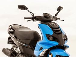 Peugeot Speedfight 4 Azul