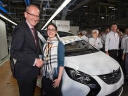 GM e Opel celebram 500 milhões de veículos produzidos