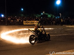 Freestyle no Dia Nacional do Motociclista 2014