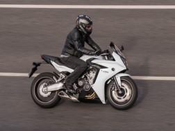 Honda CBR650F - Aposta Certa