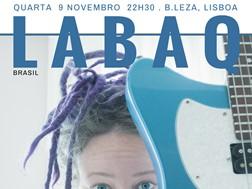 """LABAQ apresenta """"voa"""" em Portugal"""