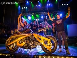 35ª Concentração de Faro 2016 - Bike Show