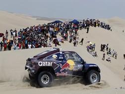 Dakar 2013 em Imagens - Automóveis
