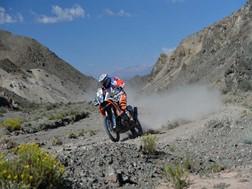 Dakar 2014 em Imagens - 3ª Etapa