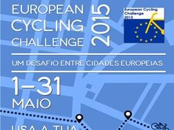 Prémios para todos os participantes da Equipa do Barreiro no European Cycling Challenge 2015