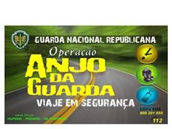 Operação Anjo da Guarda da GNR nas estradas dia 21 de Novembro