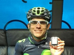 Garmin apoia ciclistas profissionais