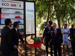 Inauguração da Pista de XCO do Jamor
