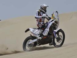 Dakar 2013 em Imagens - Motos