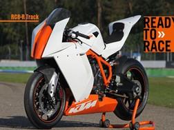 KTM RC8-R Track