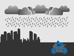"""Estado do Tempo até 27 de Novembro de 2016 - """"Se depois da chuva vem vento, põe-te em guarda e ganha tento!"""""""