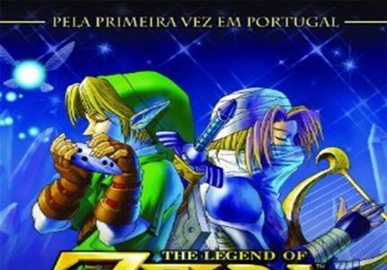 """Cancelado Espectáculo """"The Legend of Zelda"""" no Coliseu dos Recreios de Lisboa"""