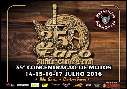 35ª Concentração de Faro 2016