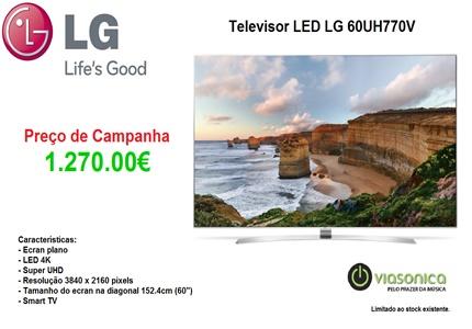 60UH770V Promoção de Televisores - Televisor LG