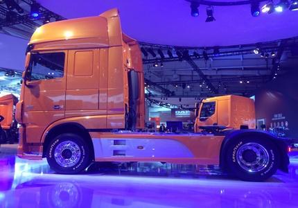 Goodyear apresenta pneus para camião SUPER FUELMAX na IAA