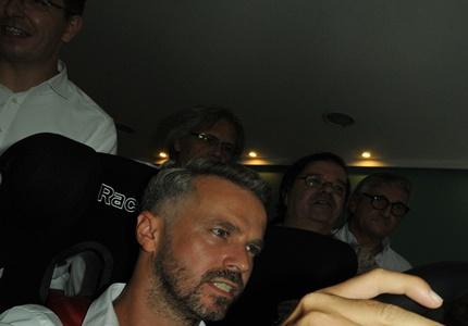 G's Competizione apresenta novo projecto de simulador de desporto automóvel no Porto