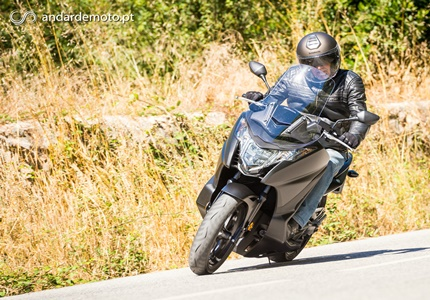 Honda Honda NC750D Integra 2016 - Conceito renovado