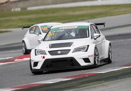A batalha pelo título do SEAT Leon Eurocup irá  decidir-se na última corrida em Barcelona
