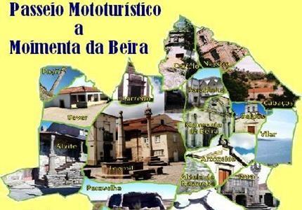 24/07/2016 - Passeio Mototurístico a Moimenta da Beira