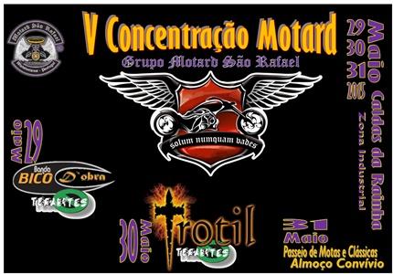 V Concentração Motard do Grupo Motard São Rafael