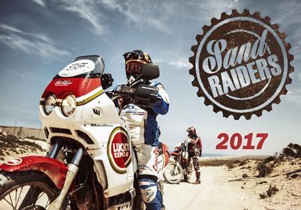 Sandriders 2017 - a grande aventura espera por si.