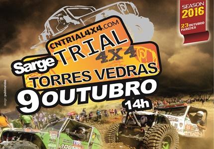 Campeonato Nacional de Trial 4x4 - Solidariedade e competição de alto nível em Torres Vedras