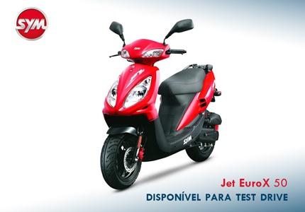 Sym Jet EuroX 50