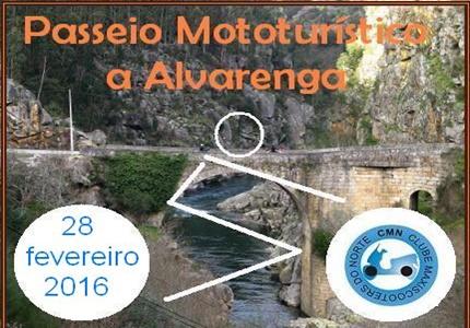 28/02/2016 - Passeio Mototurístico a Alvarenga