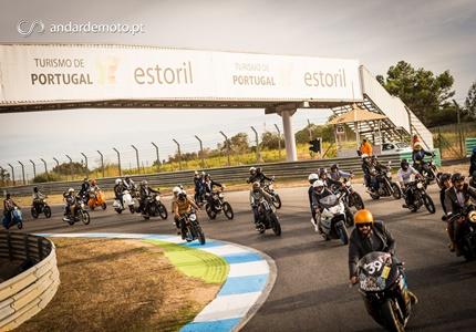 Distinguished Gentleman's Ride 2016 Lisboa - Em pista!