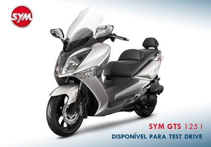 Sym GTS 125 I