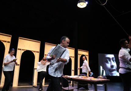 """""""O Mundo À Minha Procura"""" no Teatro da Trindade"""
