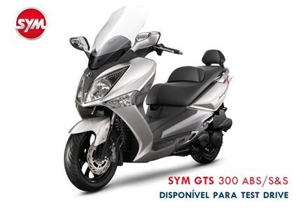 Sym GTS 300 ABS/S&S